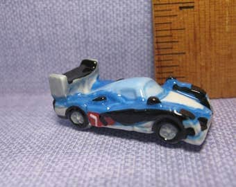 24 hours of Le Mans Race Winners Cars Auto Racing Car - French Feve Feves Figurines Doll House Miniatures OO13