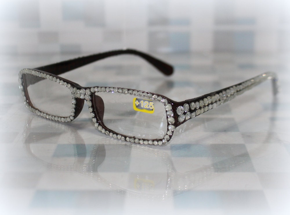 dramatic reading glasses 1 25 custom glasses prescription