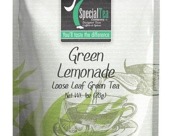 1 oz. Lemonade Loose Leaf Green Tea