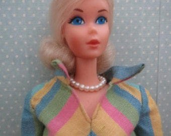Vintage Barbie doll Superstar Era