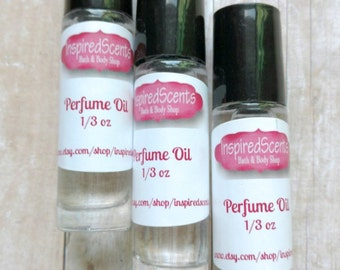 Night Blooming Jasmine (TYPE) Perfume Roll On