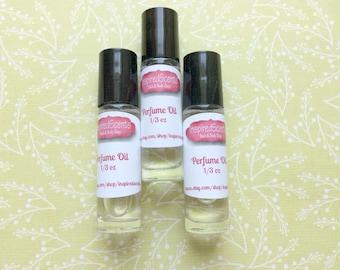 Mandarin Lime Basil ( TYPE) Perfume Roll On