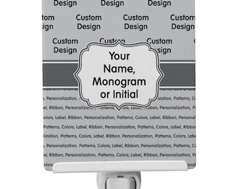 Custom Ceramic Night Light (Personalized)