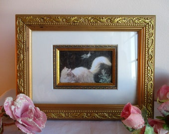 Vintage Gold Picture Frames,Gold Painted Frames,Vintage Picture Frame,Vintage Gold Picture Frame,Shabby Picture Frame,Double Picture Frame