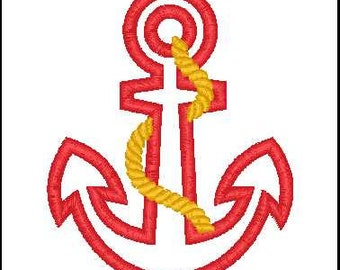 anchor applique anchor embroidery applique embroidery design anchor design