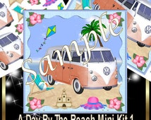 A Day by the Beach Mini Kit 1