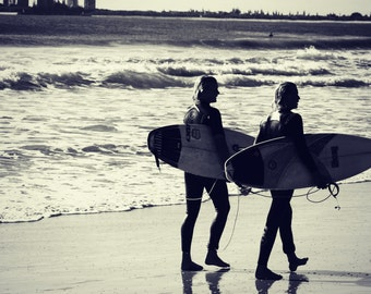 Surf Life | Maroochydore | Queensland | Australia | Home Decor | Wall Art | Fine Art Photography | Print | Matted