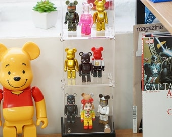 Mini Deck Display Case (Miniature showcase) for art toy