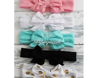 Baby Headband, Baby Headwrap, Baby Top Knot Headband, Baby Turban, Headband, Girls Headwrap, Knot Headband, Toddler Headband, top knot