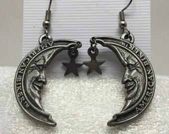 American Biker earrings