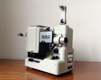 Eumig P8 Projector circa 1950s