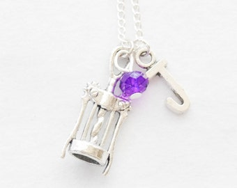 Knife Charm Necklace Chef Knife Necklace By