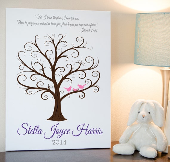 baby shower guest book baby fingerprint tree baby shower thumbprint