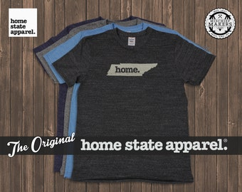 Tennessee Home. shirt- Men's/Unisex