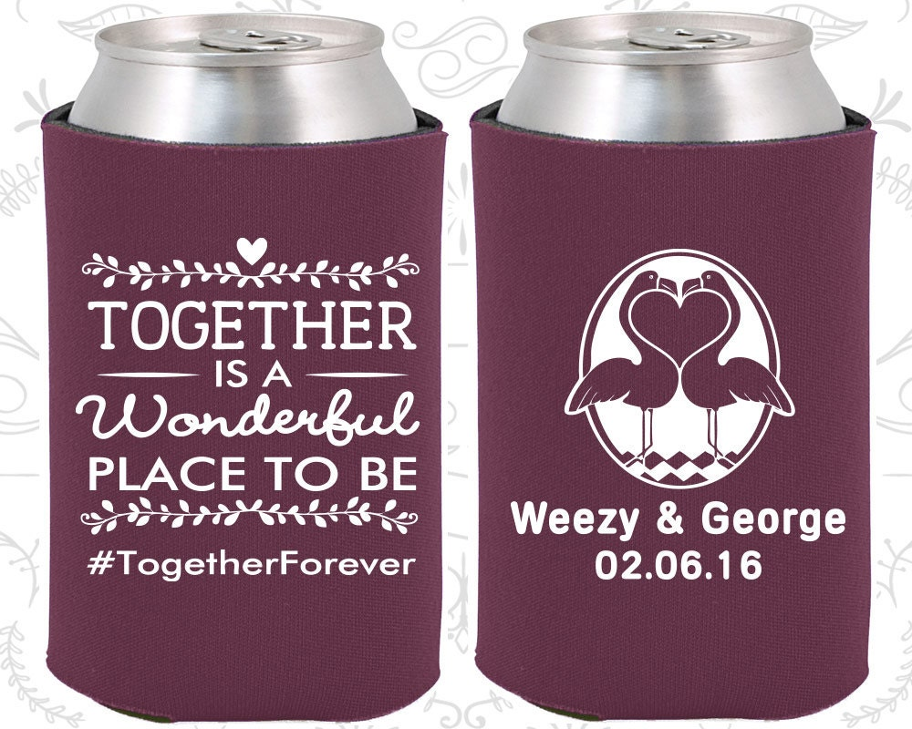 Together Is A Wonderful Place To Be C488 Wedding Romantic
