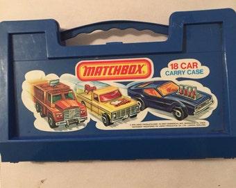 Matchbox car carier holder
