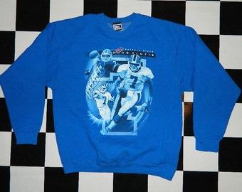 Vintage Doug Flutie Sweater...