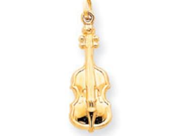 Violin Charm (JC-088)