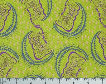 HALOS SATEEN - SUNKISSED - by Anna Maria Horner for Free Spirit Fabrics