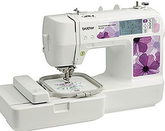 Brother PE-525 Computerized Embroidery Machine with USB cable Brand New Sewing Machine FREE Shipping