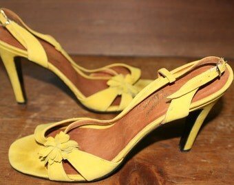 Vintage Rosina Ferragamo Schiavone Sandals, made in Spain