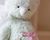 Teddy Bear - Artist Bear- Bear with Heart