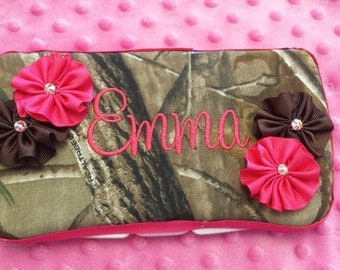 Personalized Wipe Box, personalized Wipe case, wipes, camo, camoflauge