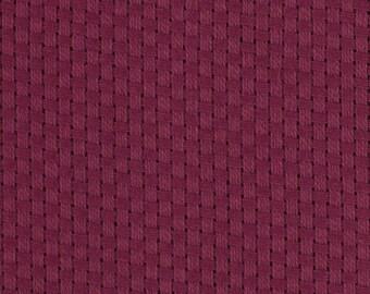"Wine Monks Cloth 60"" wide Per Yard"