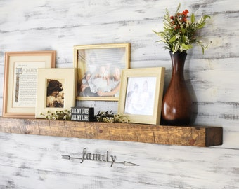 Mantel, Floating Shelf, Fireplace Mantel, Mantel Shelf, Reclaimed Wood Mantel, Rustic Mantel, Wood Mantel, Distressed Mantel, Farmhouse
