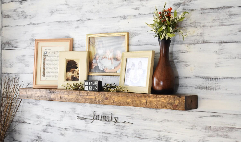 mantel floating shelf fireplace mantel mantel shelf