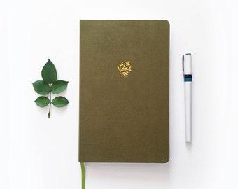 Golden Leaf - Sketchbook
