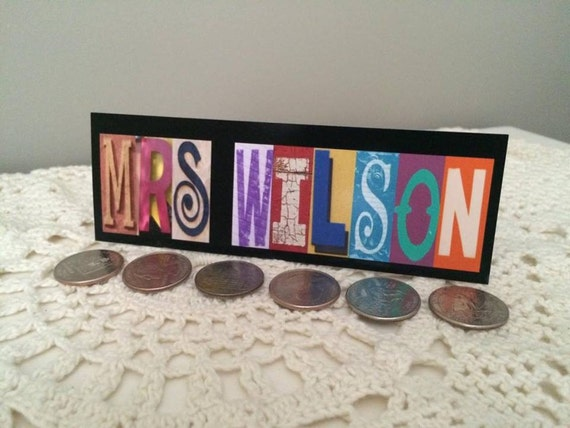 Wedding Gift Bag Stuffers : Stocking Stuffers Gift - Wedding Favor Magnet - Best Teacher Gift ...