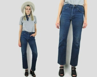 70s Faded Flared WRANGLER Jeans