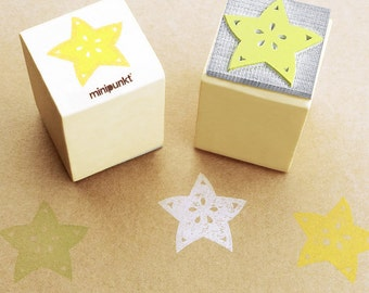 Stamp with star fruit Tumma