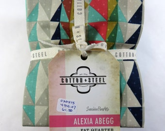 Mesa - Alexia Marcelle Abegg - Cotton+Steel - RJR Fabrics - 17 Pieces - Fat Quarter Bundle - 4999-07