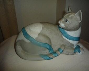 Silvestri Cat Figurine