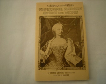 vintage book-sourdough recipes-1973 copyright-recipes and history-