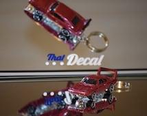 1969 Charger Daytona Keychain 1/64