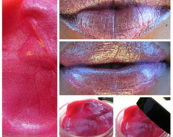 Gucci Girl (transparent pink and shimmer)
