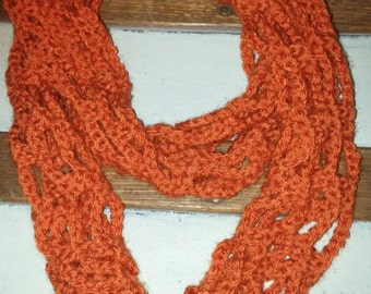 Infinity ladder scarf
