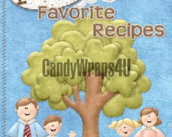 Family Favorites - Recipe Album