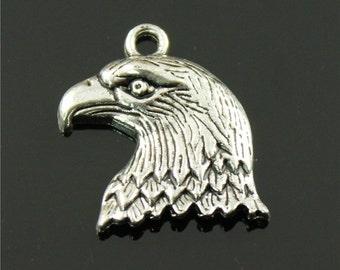 5 - Eagle Head Charms