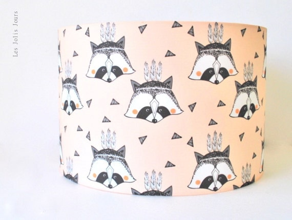 ROCKY RACCOON Lampshade