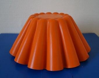Orange Brioche Tin