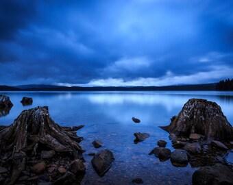 Oregon Landscape Photograph, Cascades, Mt Hood Photograph, 8x10 Print, Timothy Lake, National Forest, Pacific Northwest, Oregon Fine Art