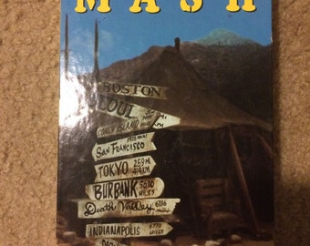 """MASH Collector's Edition VHS- """"Welcome to Mash"""""""