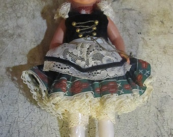 Emblem German Plastic Doll