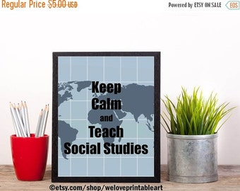 60% OFF SALE Gifts for Social Studies Teacher, Back to School, History Poster, Classroom Decor, Classroom Decoration Social Studies Poster P