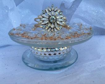 Princess Jewelry Holder Dish