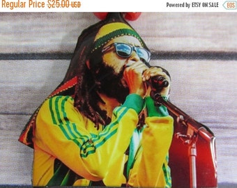 SALE Protoje Rasta Necklace/Medallion